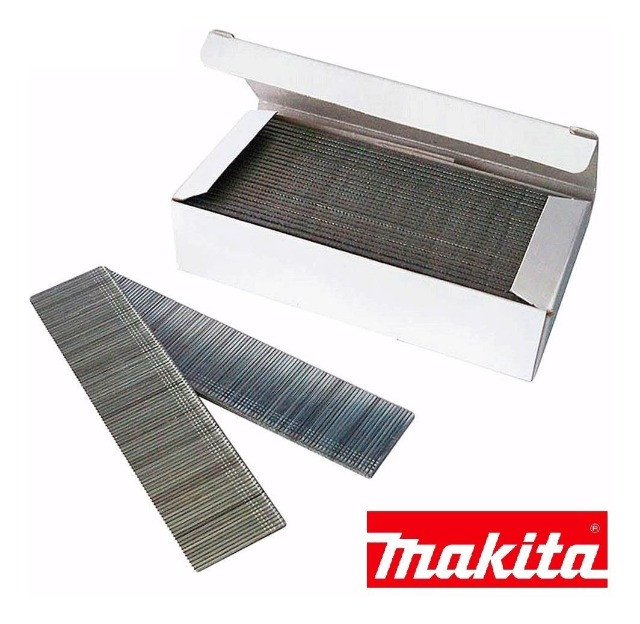 Pinos 18ga para Pinador Makita original, caixas com 5000 unidades