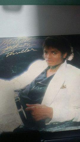 LP Michael Jackson Thriller - Foto 4