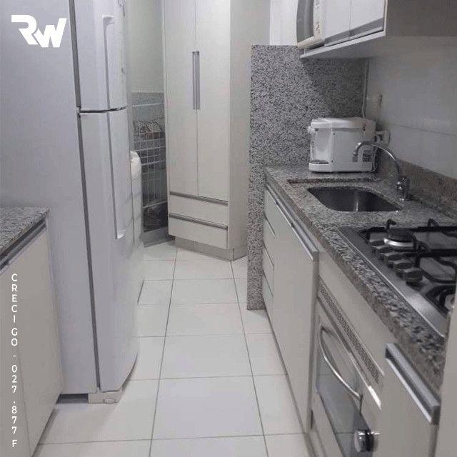 Apartamento 2 quartos sendo 1 suíte no baixo Bueno - Foto 4