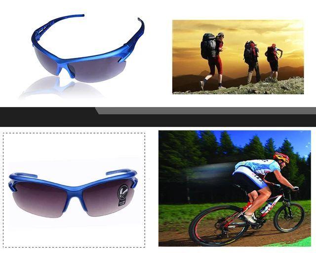 Óculos Esportivo Contra Raios UV - Foto 6