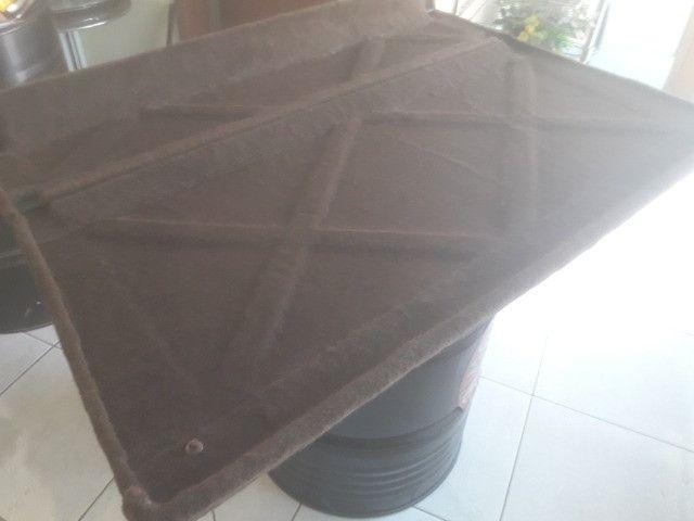 Exclusidade! Tampão porta malas monza hatch - similar - Foto 14