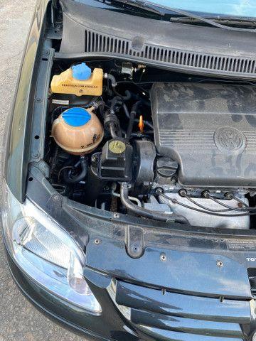 Fox 2005 motor 1.0 com ar e direção carro extra de verdade!! - Foto 16