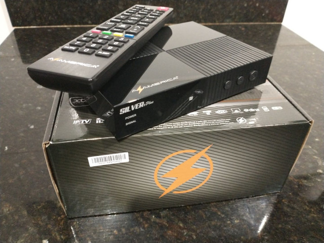 Tv via satélite Az Silver Plus - Foto 5