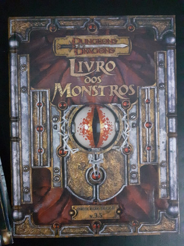 Livros Dungeons Dragons