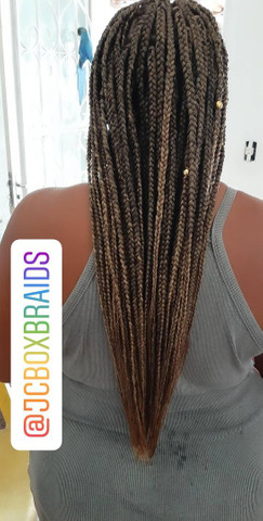 Tranças box braids  - Foto 2