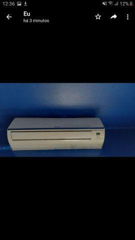 Vendo 2 ar-condicionados 1 de 700 ou 500 - Foto 6