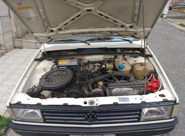 Volkswagen Voyage 87 1.8 álcool cadastrado - Foto 13