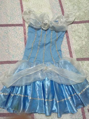 Fantasia princesa TAM 8