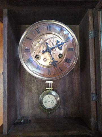 Raríssimo !!! Relógio antigo funcionando !!! - Foto 5