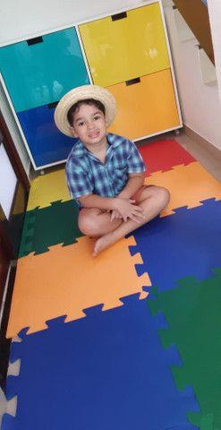Tatame infantil NOVOS - descrição abaixo - Foto 5