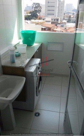 Apto Tatuapé 91 m2 (3 dorm 2 suites 2 Vagas Garagem Ampla Varanda Ótima Localização - Foto 8