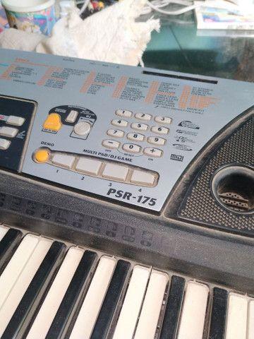Teclado Eletrônico Yamaha - Foto 3