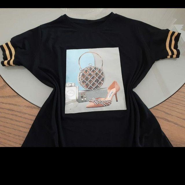 T shirt de luxo?? - Foto 19