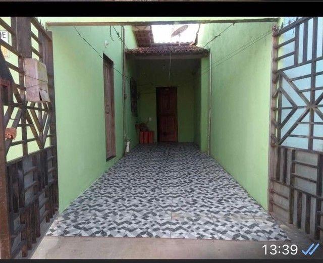 Vendo casa próximo a praça do Estrela, bairro caiçara, castanhal PA. - Foto 2
