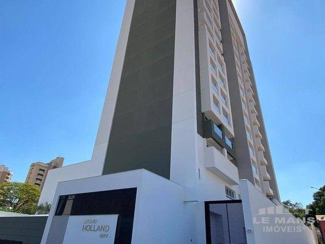 Apartamento á venda ou aluguel -Ed. Studio Holland - Alto - Piracicaba/SP