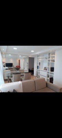 Apartamento altiplano ultramare mobiliado 3 suítes 128m2 - Foto 5