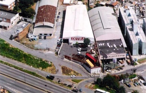 Galpão/depósito/armazém à venda em Universitário, Belo horizonte cod:5417 - Foto 8