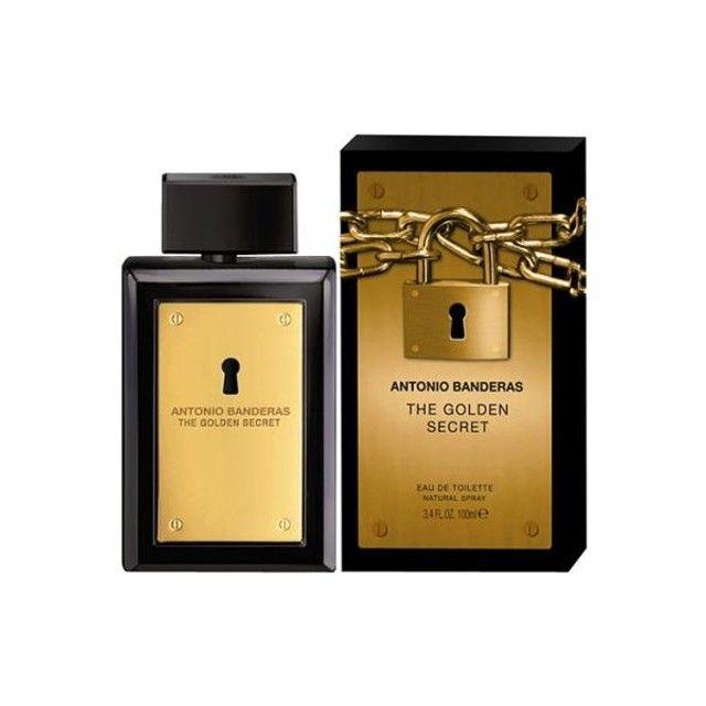 perfume antonio bandera golden secret 100ml - Foto 2