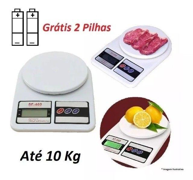 Balança Digital (cozinha) 10 kg Alta Precisão(Entrega Grátis)