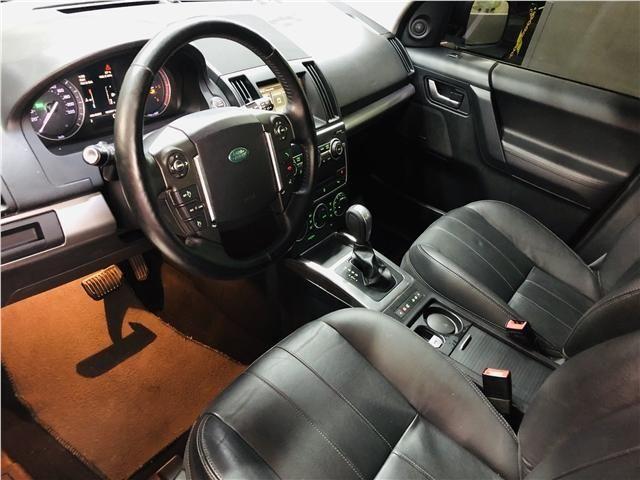 Land rover Freelander 2 2.2 se sd4 16v turbo diesel 4p automático - Foto 4