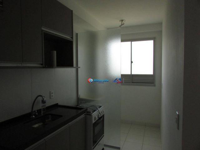 Apartamento com 2 dormitórios para alugar, 50 m² por R$ 750,00/mês - Parque Yolanda (Nova  - Foto 6