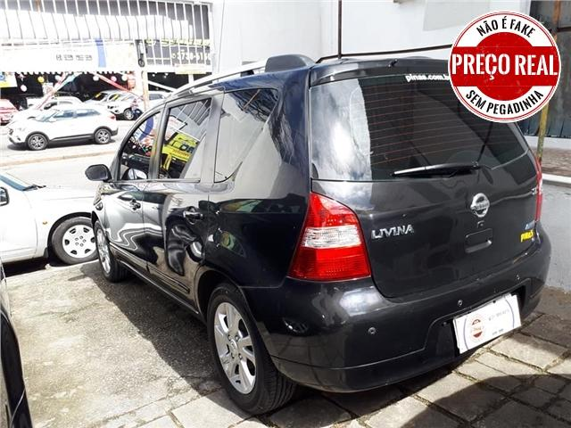 Nissan Livina 1.8 sl 16v flex 4p automático - Foto 5