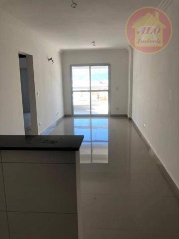 Apartamento à venda, 84 m² por R$ 370.000,00 - Tupi - Praia Grande/SP - Foto 16