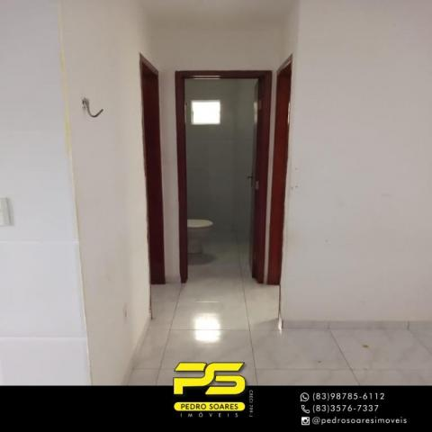 APARTAMENTO COM 2 DORMITÓRIOS À REPASSE, 55 M² POR R$ 17.000 - PARATIBE - JOÃO PESSOA/PB - Foto 10