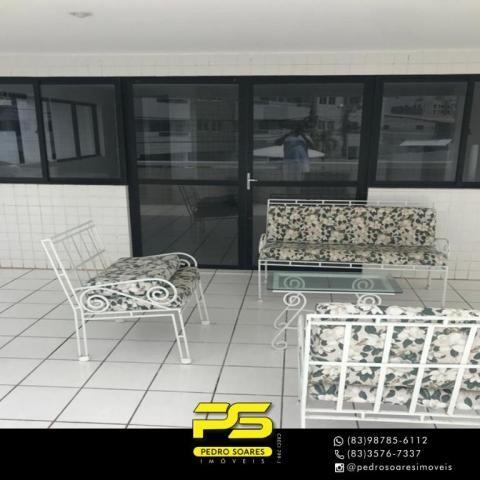 Apartamento com 3 dormitórios à venda, 90 m² por R$ 300.000 - Jardim Cidade Universitária  - Foto 11