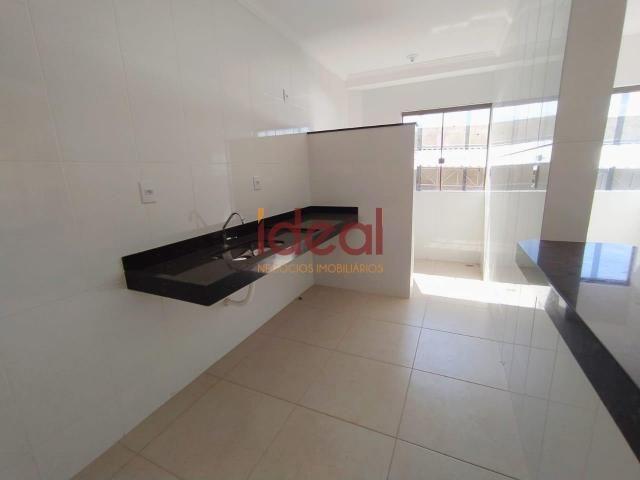 Apartamento para aluguel, 2 quartos, 1 vaga, Inácio Martins - Viçosa/MG - Foto 3