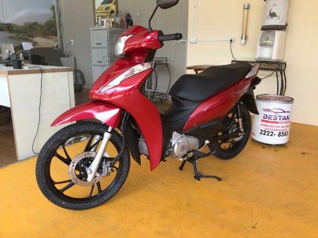 Honda Biz 125i 2021/2021