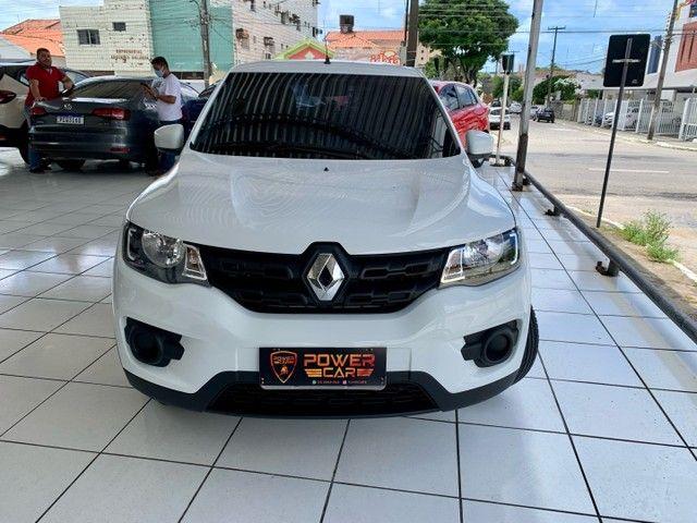 Renault kwid 2020 única dona estado de zero  - Foto 3