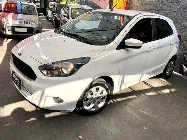 Ford Ka Se Plus 1.0 Manual Flex 2017 Impecável !!!! Completíssimo !!!  - Foto 4