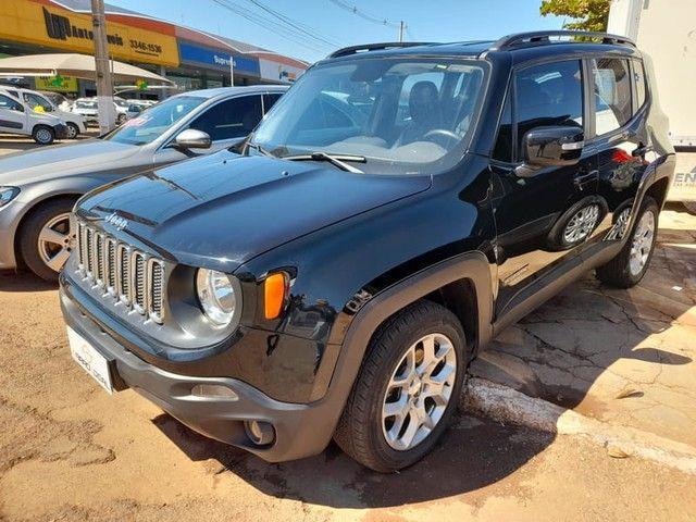 Jeep RENEGADE LIMITED 2.0 TB DIESEL 4X4 AUT