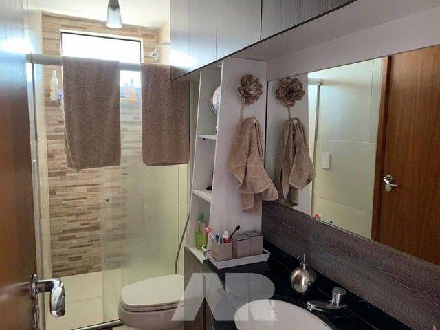 Apartamento para venda com 97 metros quadrados com 3 quartos em Ponta Verde - Maceió - AL - Foto 14
