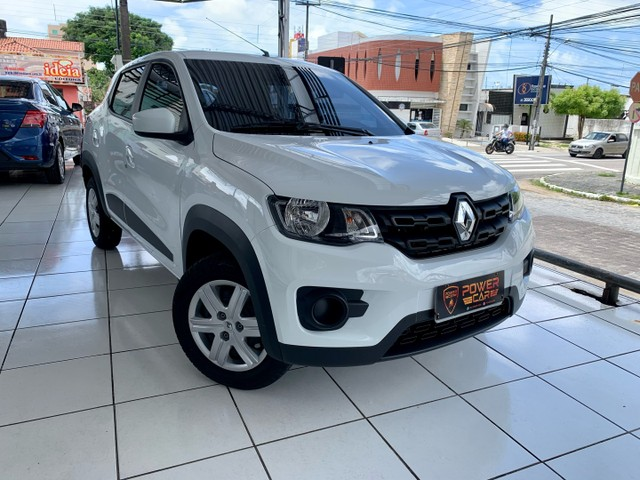 Renault kwid 2020 única dona estado de zero  - Foto 2