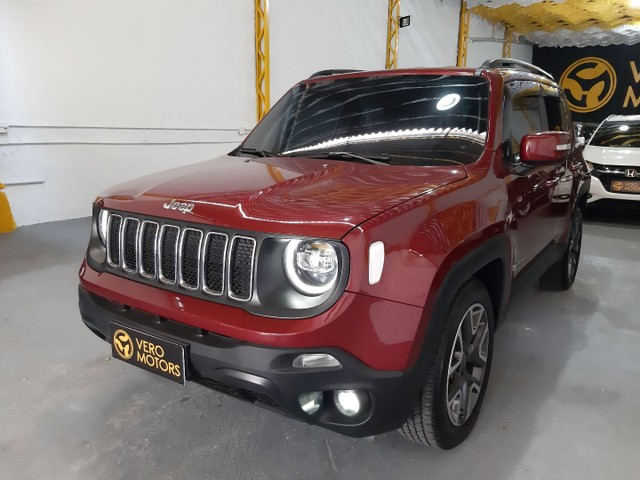 Jeep renegade longitude 1.8 - flex - automatico 2019 - 20.000 km - Foto 2