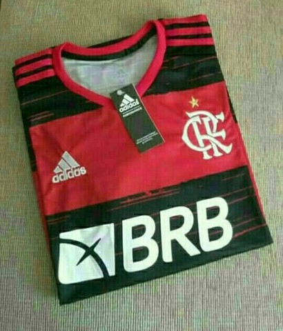 Camisa do flamengo 2021 - Foto 4