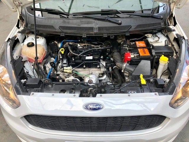 Ford Ka Se Plus 1.0 Manual Flex 2017 Impecável !!!! Completíssimo !!!  - Foto 16