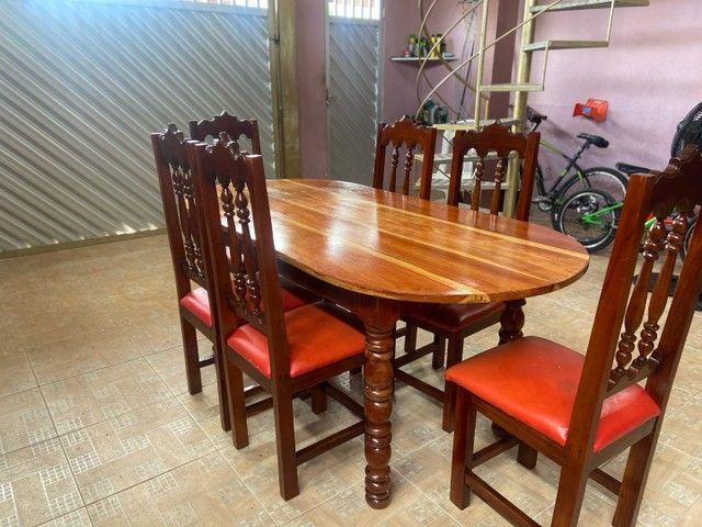 Mesa de macacaúba  - Foto 3