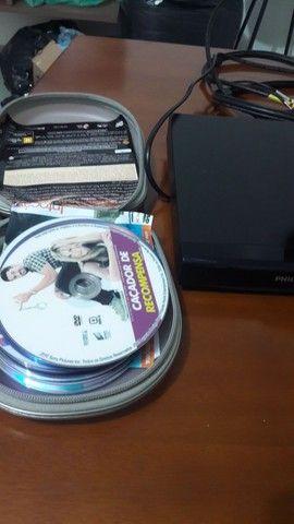 Dvd philips e óculos vr one plus - Foto 3