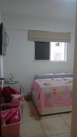 Top Life Taguatinga Miami Beach Apartamento de 2 Quartos 1 Suíte Andar Alto Vista Livre - Foto 8