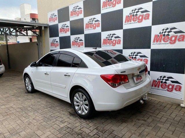 gm Cruze Sedan ltz 2014 Mais completo da categoria + Emplacamento 2021 Pago  - Foto 8
