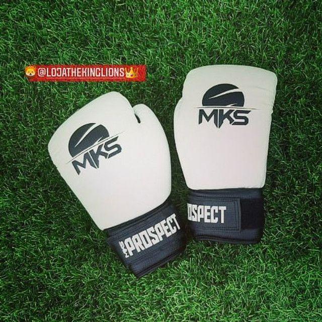 Luvas MKS Muay Thai/Boxe - Foto 2