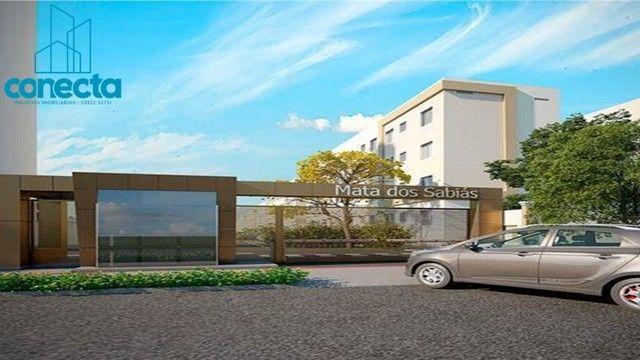 Residencial Mata dos Sabiás - 164.490,00  - Apartamentos de 2 quartos no Petrópolis