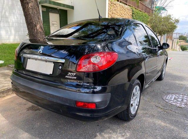 Peugeot 207 Passion 1.4 2011 Completo Impecável  - Foto 6
