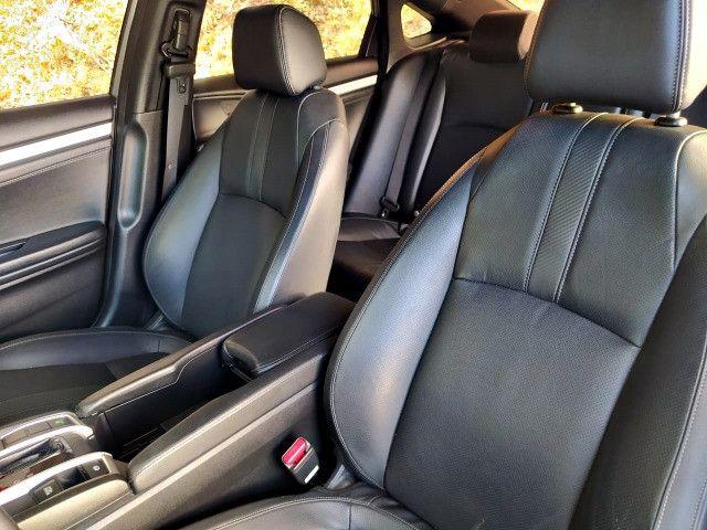 Honda Civic Exl CVT 2.0-2017 - Foto 11