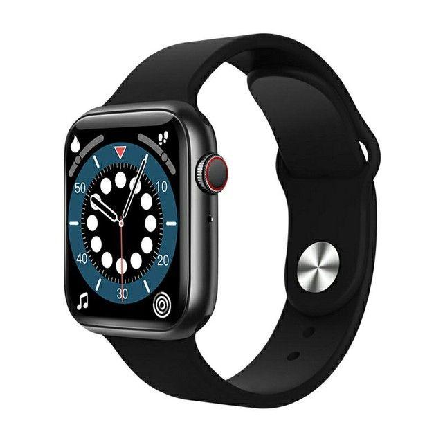 T500 smartwatch resistente a água  - Foto 3