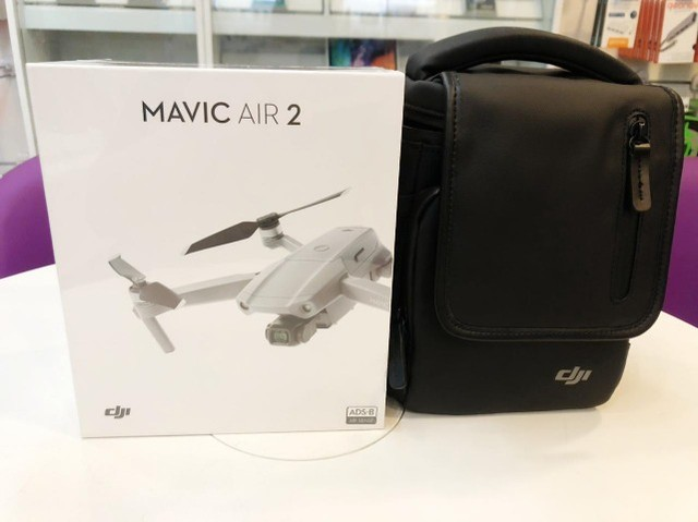 Drone DJI Mavic Air 2 (encomenda)