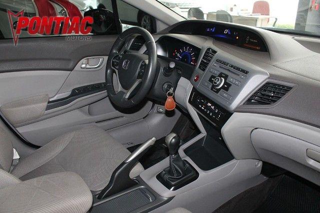 Honda Civic LXS 2014  - Foto 12